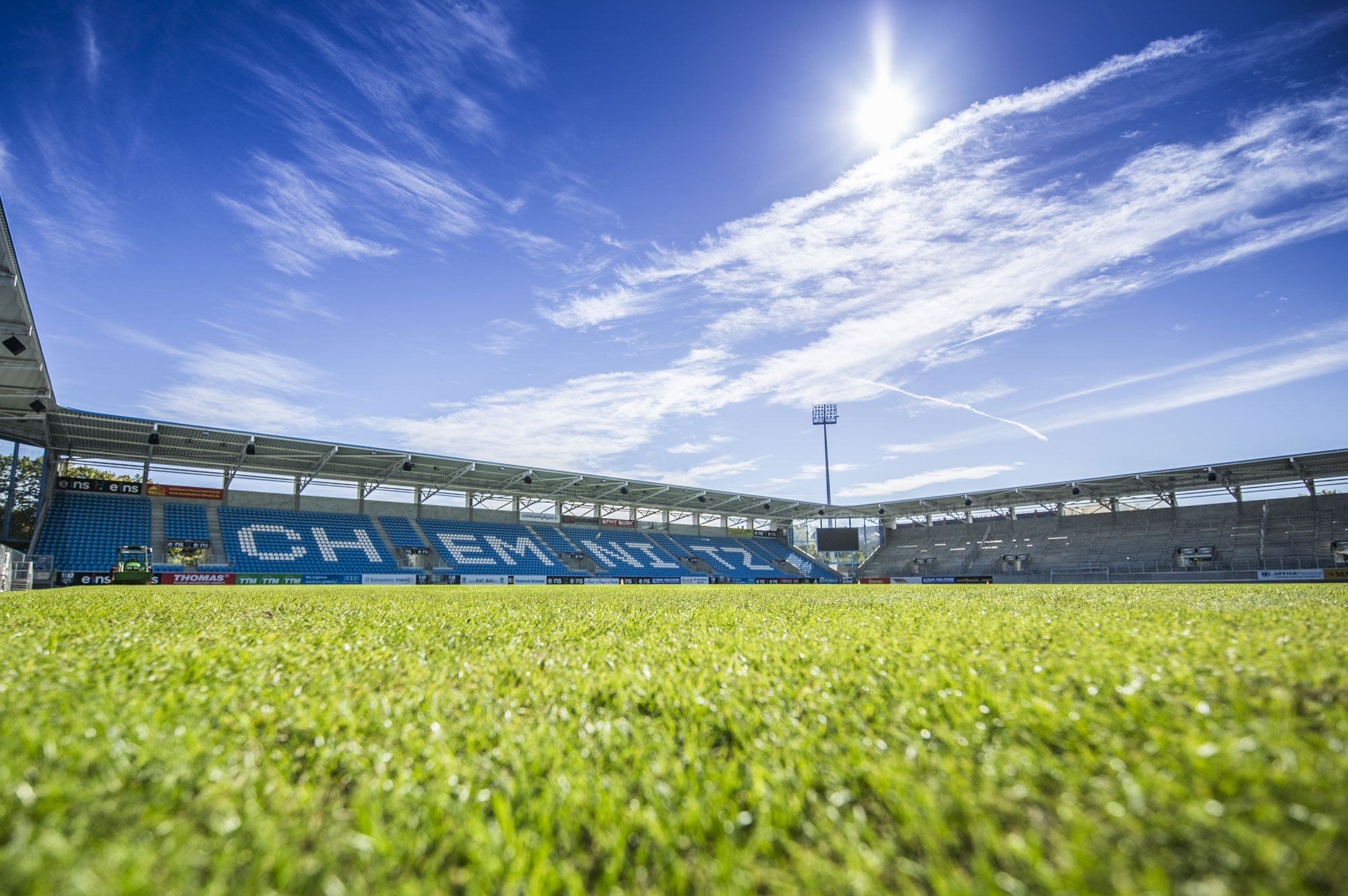 community4you ARENA Stadion Chemnitz